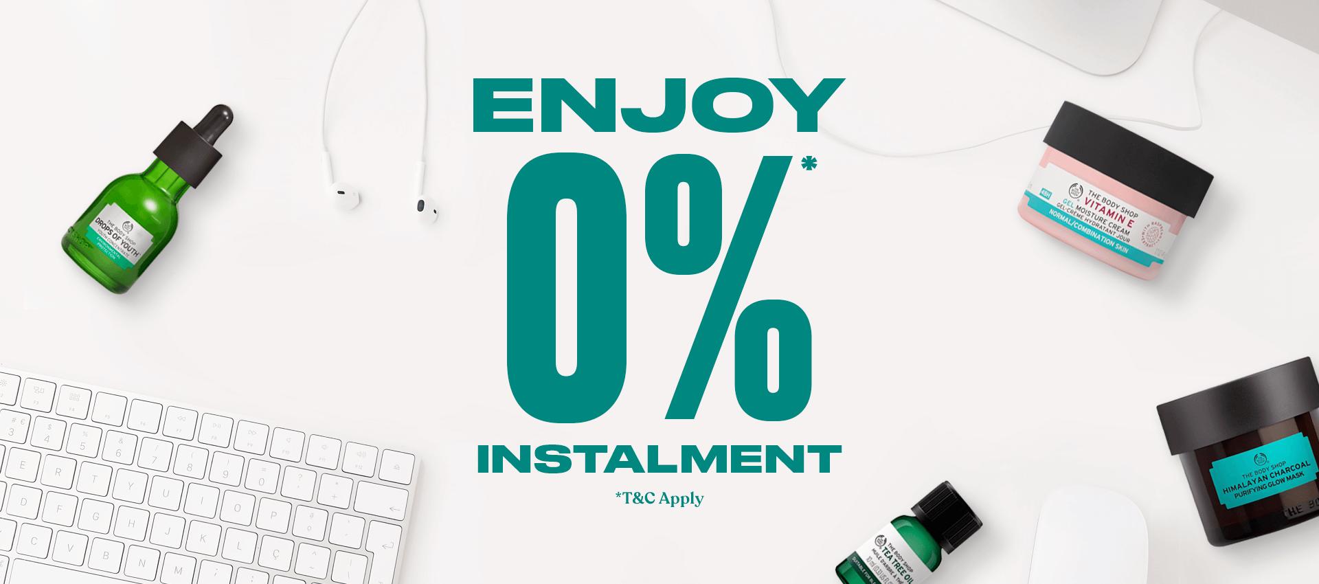 Enjoy Instalment
