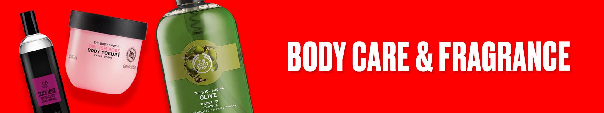 Body Care & Fragrance